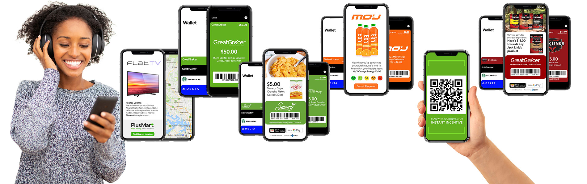 mobile incentive use case examples